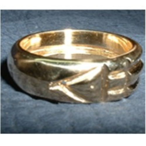 Atlantis Ring GOLD Ba-Carter