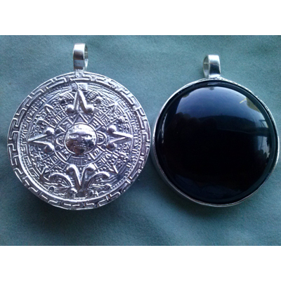 MAYAN MAGIC MIRROR 33mm