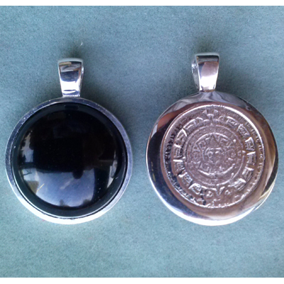 MAYAN MAGIC MIRROR 18mm